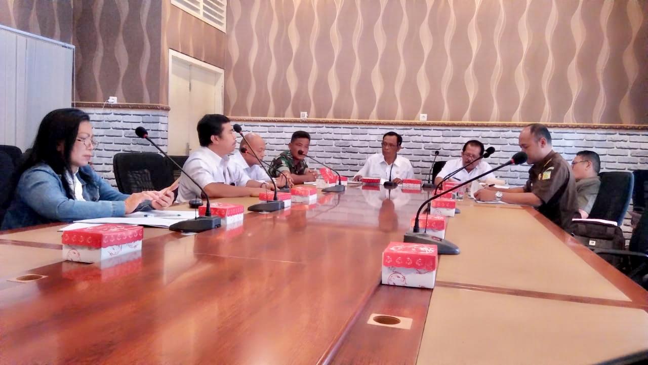 Rapat Propemperda Bulan Agustus
