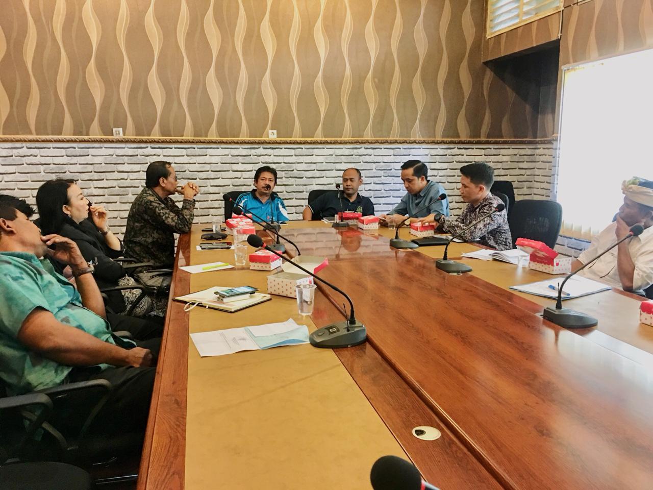 Rapat Advokasi Bulan September