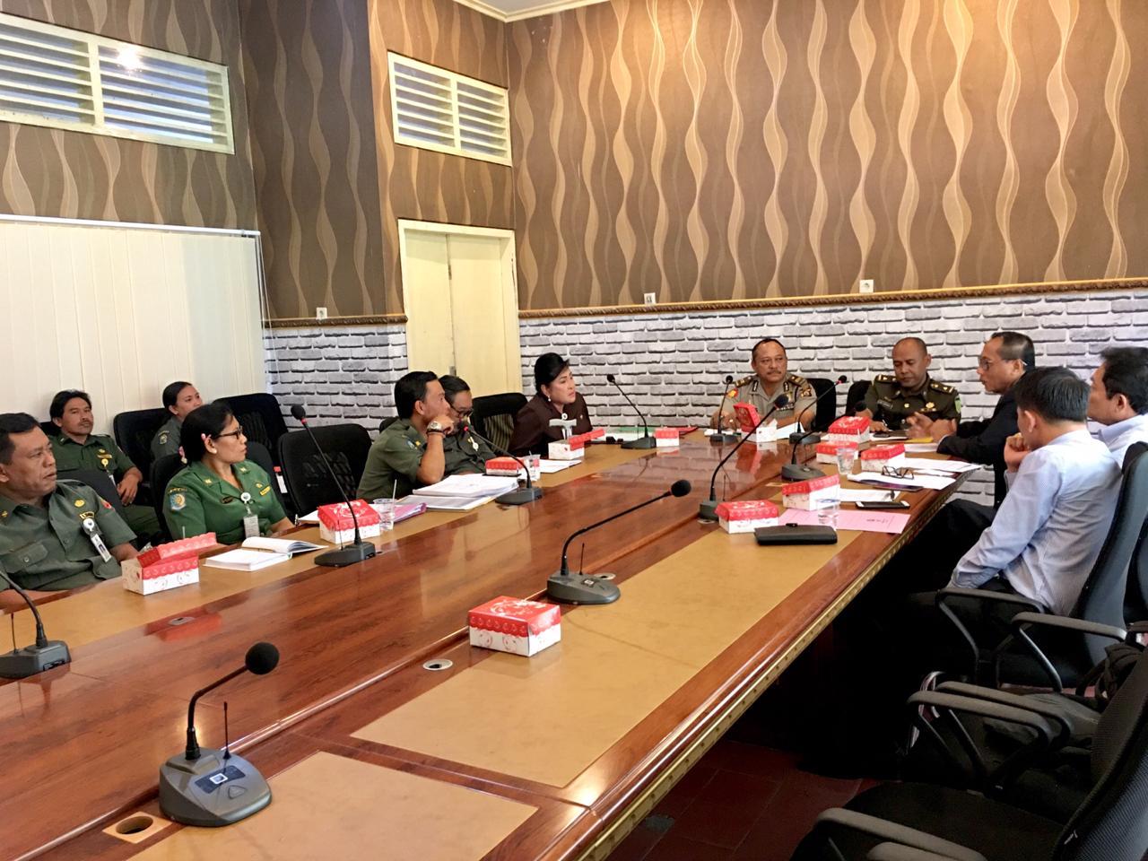 Rapat Tim Advokasi Bulan Oktober